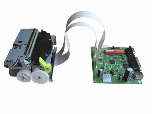 容大 PM532打印模组(带自动切刀)