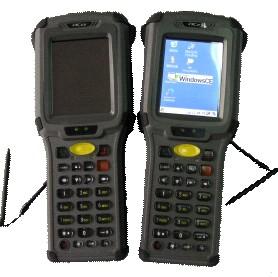 庆通HD-800条码识别器 快递物流扫描枪