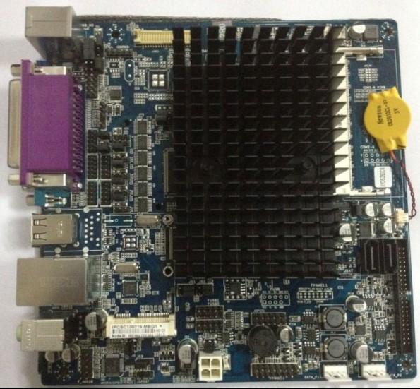 准POS专案主板D525、D2550六串