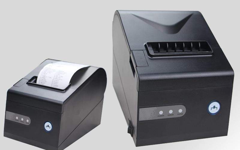 80 mm宽带切刀热敏打印机票据打印机 MS-80III