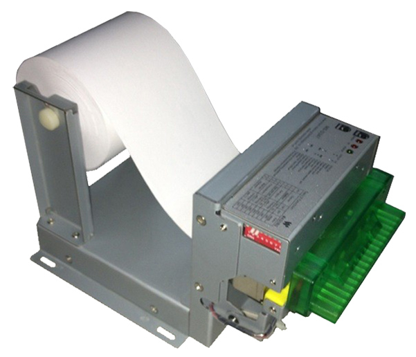 自助终端打设备印机