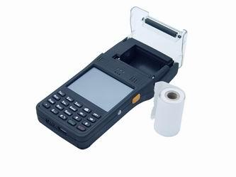 手持式POS打印终端一体机