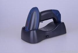SD-3100 无线扫描枪 超市收银快递仓库服装激光扫码枪巴枪 带储存