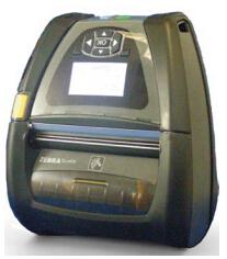 杭州供应热敏不干胶移动便携式QLN420/320斑马打印机