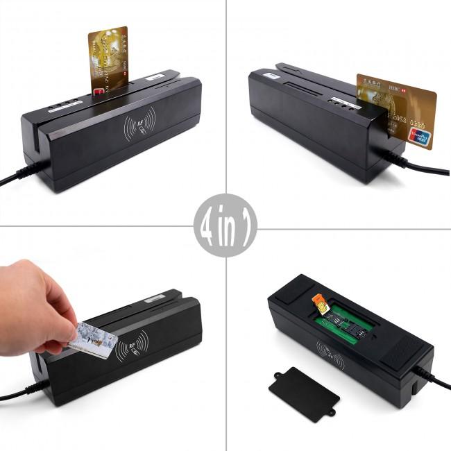 磁卡、IC卡、Psam卡、感应卡读写器