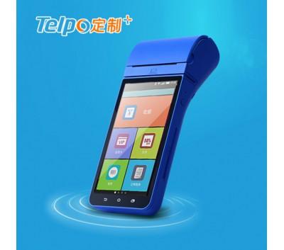 手持验票机 手持终端带打印 天波智能硬件定制款TPS900