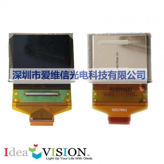 供应1.77寸军工级全彩OLED显示屏