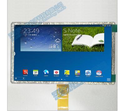 10.1 英寸1024 600 数码液晶屏 工业液晶显示屏