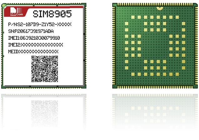 芯讯通智能模组SIM8905系列