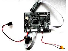 供应 -40度宽温高亮高分AV液晶驱动板(成套)
