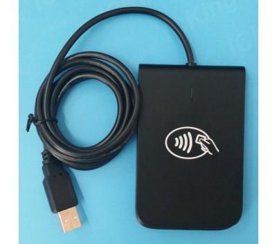深圳X2-U200感应式射频卡ic卡读写器USB接口
