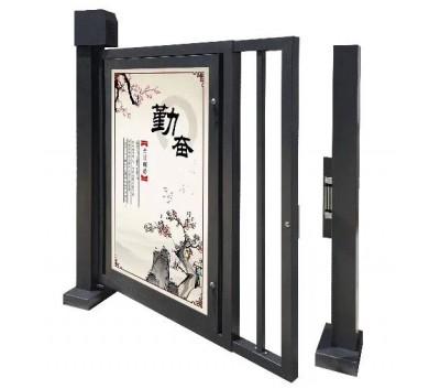 小区通道门 广告门 栅栏门 自动门 感应门  电动门门禁系统