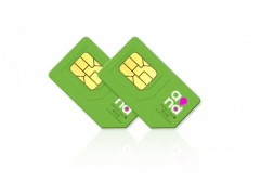 智能POS机流量卡移动,电信 2G包年,第二年自己续费