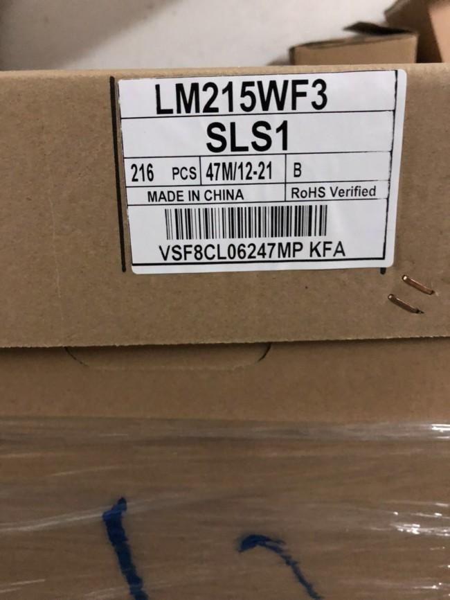 LG 21.5寸液晶屏LM215WF3-SLS1全新原包A规