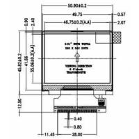 2.31寸a-Si TFT LCD液晶显示屏