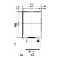 2.4寸a-Si TFT LCD液晶显示屏