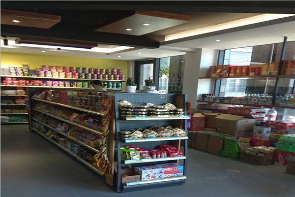超市收银系统案例2