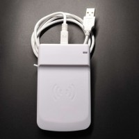 M1卡读卡器USB读卡序列号UID号,免驱ic卡读卡器