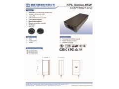 65w 24v2.71a 电源 KPL065M-VI CCC