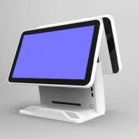 零售商超自助收款收银系统触摸一体机SIN-CM800单双屏