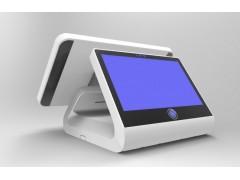 自助点餐系统触摸式收款机收银系统SIN-CM5000P双屏