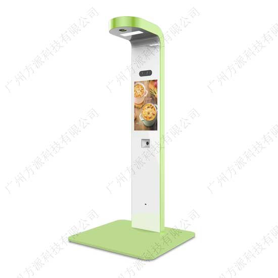 视觉结算台可以帮助餐饮业提高结算效率 有效识别菜单