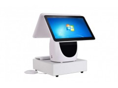 Windows操作系统触摸收银机,配置高长期使用不卡顿