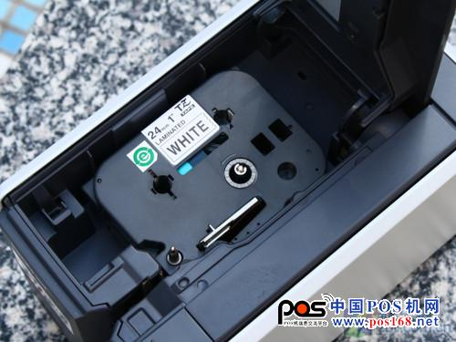 测试普贴趣顶级标签打印机PT-9800PCN