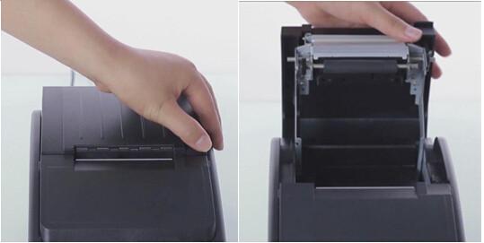佳博PRO5针式易装纸票据打印机