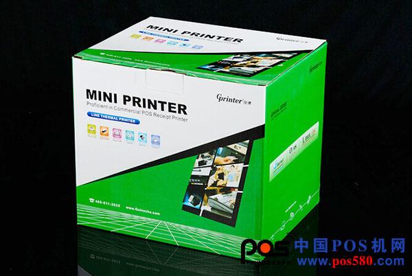 佳博GP-U80300III 热敏打印机评测